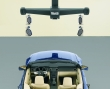 HUNTER PA130-400WM Стенд сход-развала Hunter PA100 с 3D-датчиками HS400WM