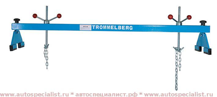 Стойка трансмиссионная механическая 2 т h подъема 1250-2025 мм High Position Matrix 516525