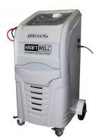KRW134A PlusPR KraftWell Станция автоматическая для заправки автокондиционеров с принтером - вид 2 миниатюра